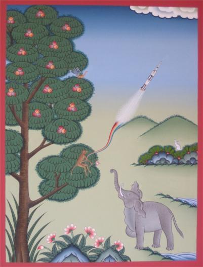 om pom Phurba Namgay rockets img_0202
