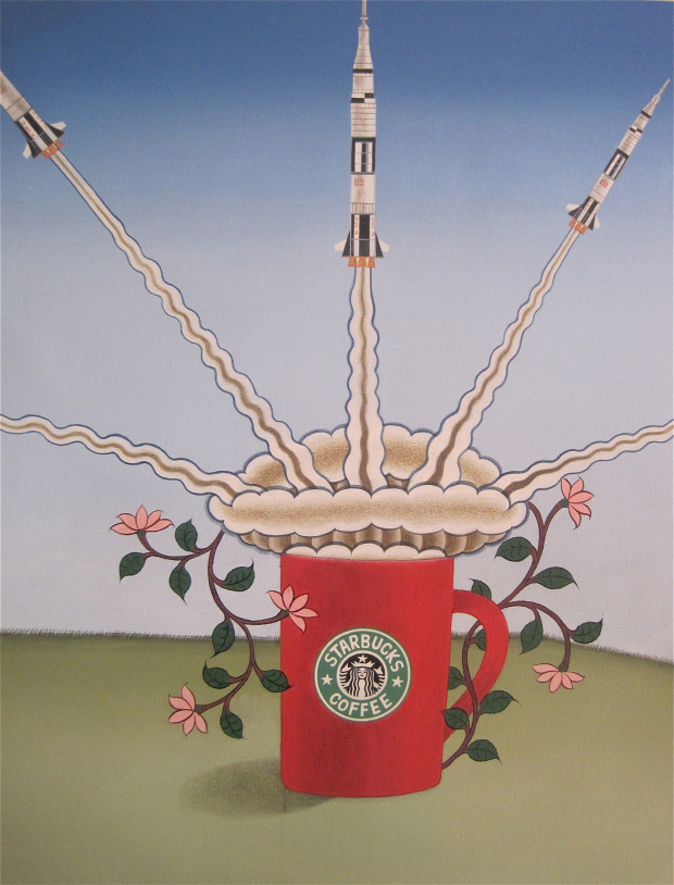 om pom Phurba Namgay rockets morning-coffee-gets-me-going
