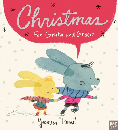 christmas for greta and gracie