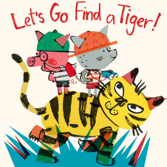 let's go find a tiger