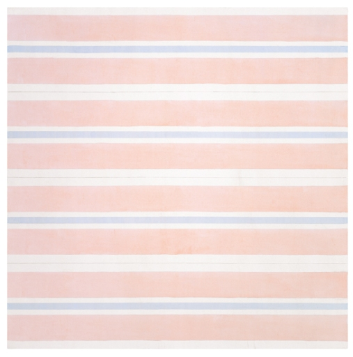 om pom agnes martin affection 2001