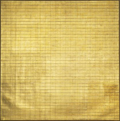 om pom agnes martin friendship 1963