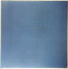 om pom agnes martin night sea 1963