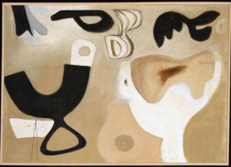 om pom agnes martin untitled 1953