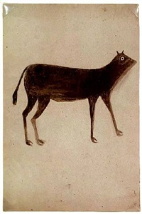 om pom bill-traylor-brown-dog-with-long-legs