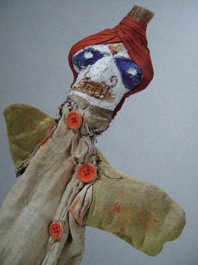 om pom paul klee puppets barber of bagdad