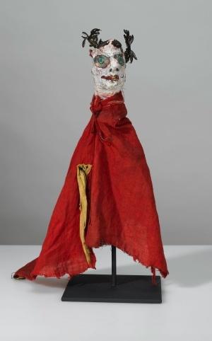 om pom paul klee puppets Julius Cesar