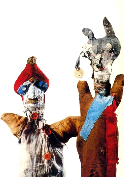 paul klee puppets 10