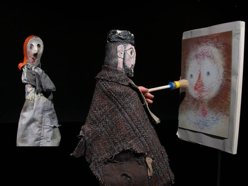 paul klee puppets 17