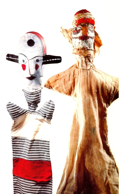 paul klee puppets 9