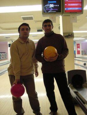 om pom matt sesow Bulgaria bowling