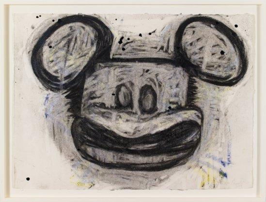 om pom joyce pensato mouse mask