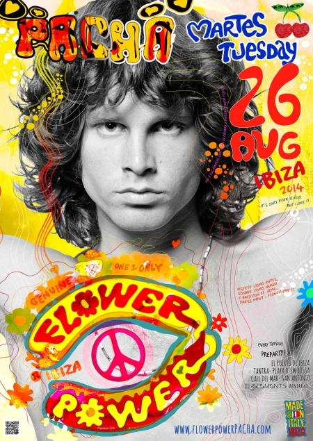 om pom pacha poster 2flower-power-pacha-26th-august-2014-poster