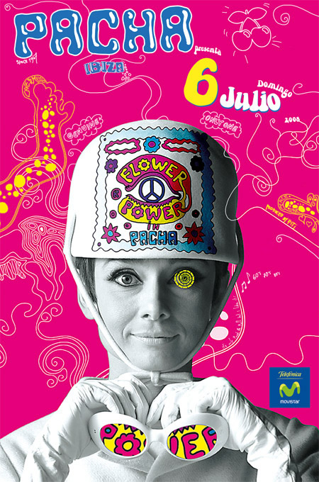 om pom pacha poster 2Poster6JulioFLOWER-copia
