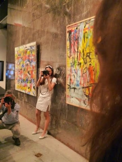 om pom marie cecile Ningbo, Chine, avril 2015 2
