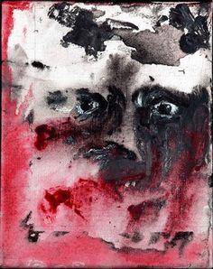 om pom david bowie  D Head IV, 1994-95