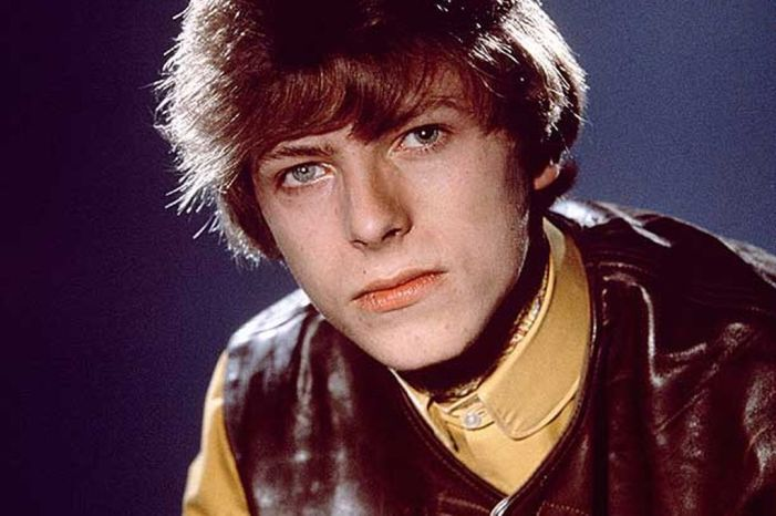om pom david bowie early portrait