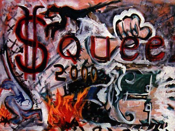om pom david bowie Squeeze 2000 (1996)