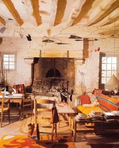 om pom alexander calder house 1966